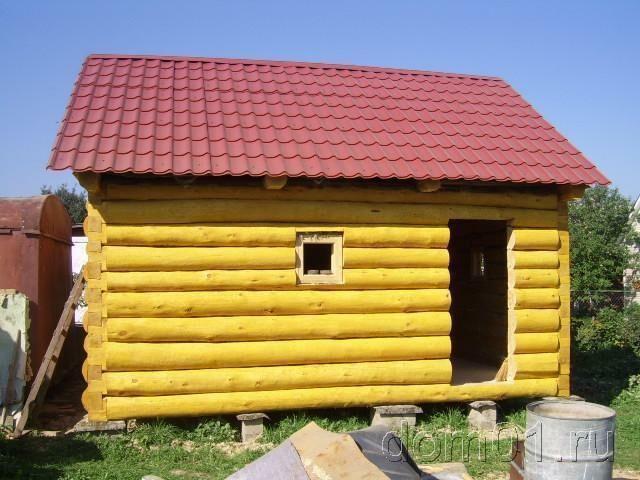 Крыша  москва 80